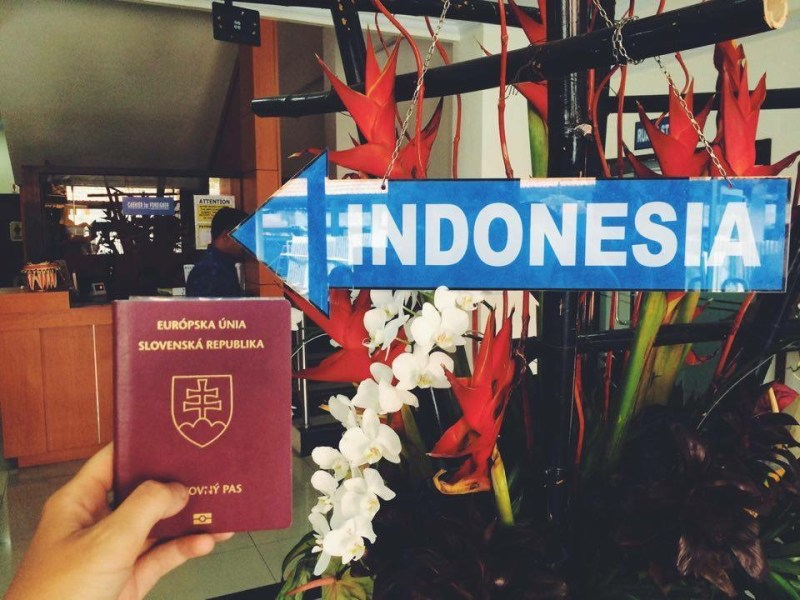 Bali víza