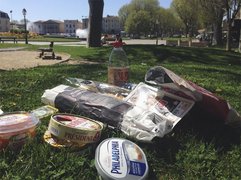 Piknik vo Francúzsku