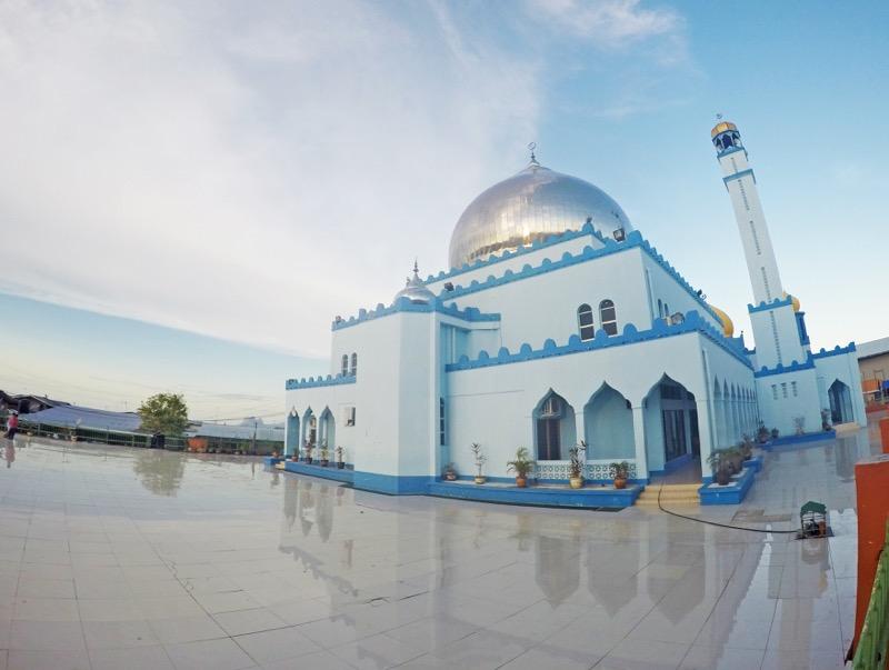 Mešita v Semporne