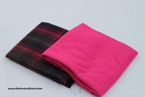 skirt material
