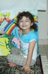Parya - Child artist 1