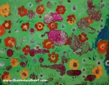Parya - child artist 5logo