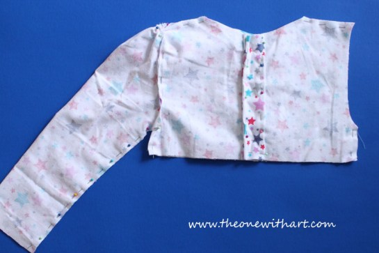 Pyjamas pattern for kids 6