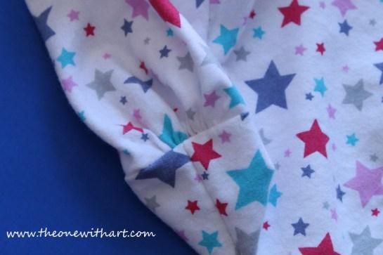 Pyjamas pattern for kids 9
