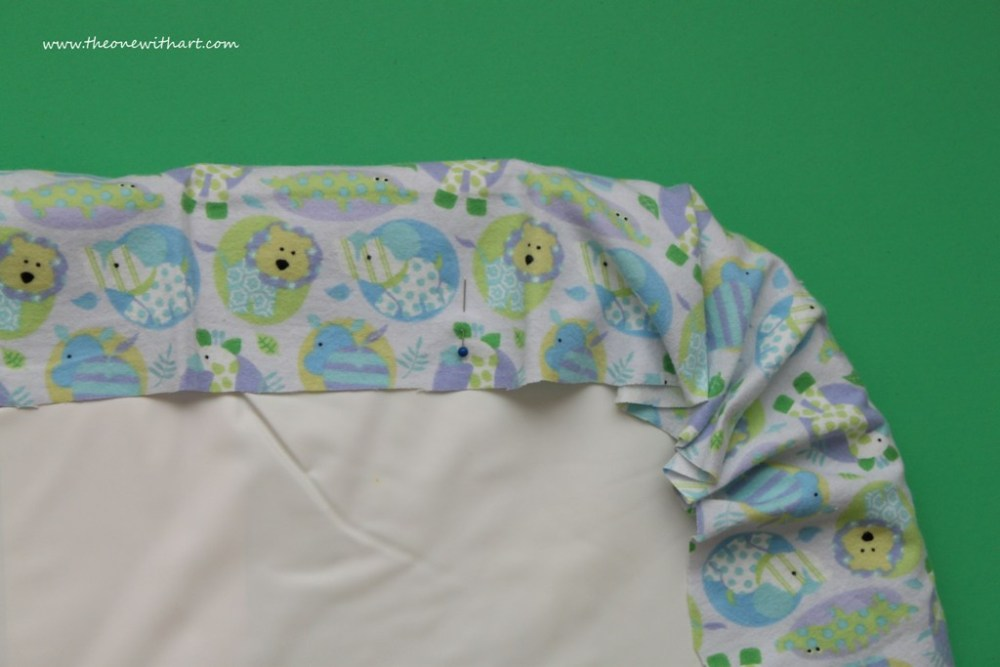 Nursery - Part 5: Bassinet Make-Over (5/6)