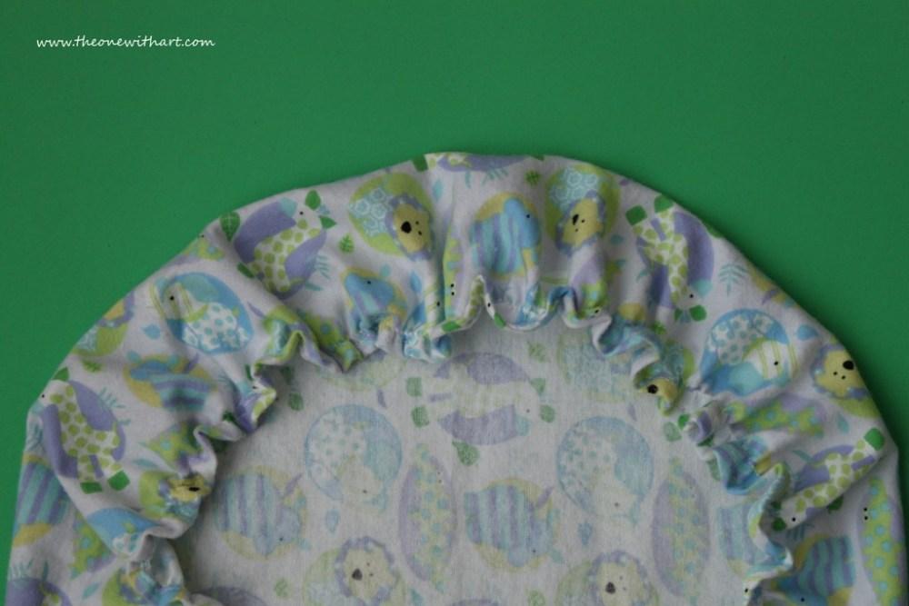 Nursery - Part 5: Bassinet Make-Over (6/6)
