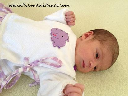Baby Girl Arrival (3/3)