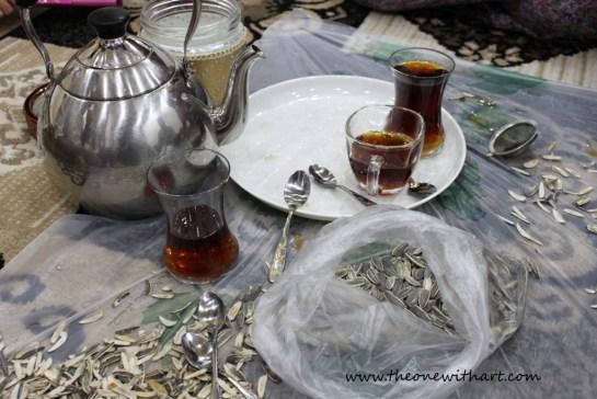 Kurdish Tea Time