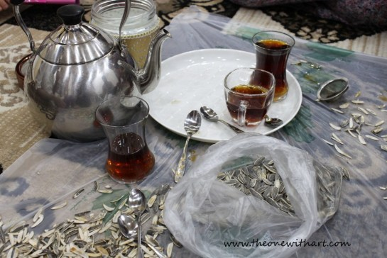 Kurdish Tea Time