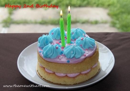 Happy 2nd Birthday 9