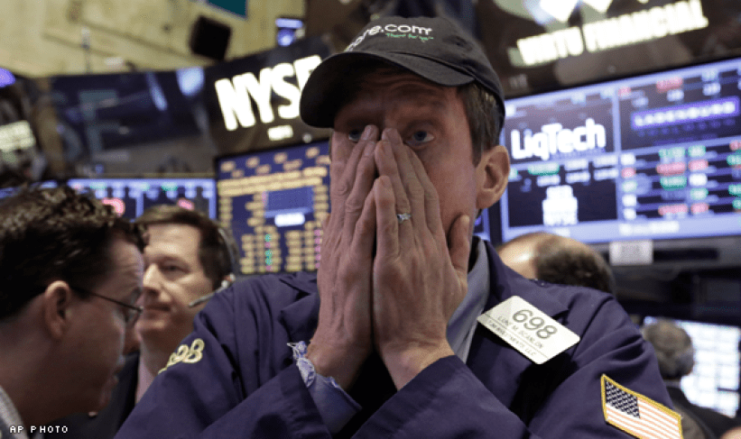 A Trader in Wall street