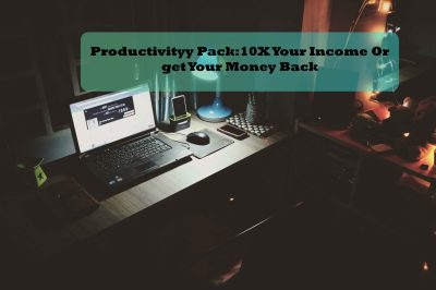 Productivity Pack Course