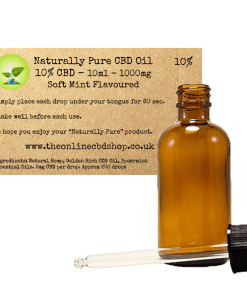 Naturally Pure 1000mg CBD