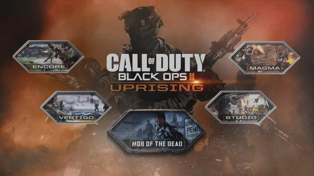 BO2 Uprising DLC Released For Xbox 360 Online Game Reviews