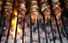 beef kebab garlic sauce recipe