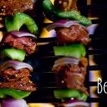 how to make beef kebabs