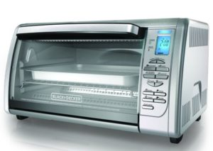 black and decker cto6335s convection oven