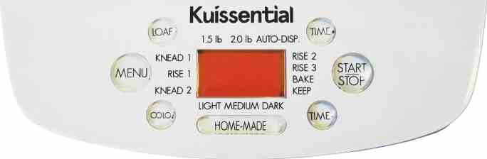 kuissential bread maker
