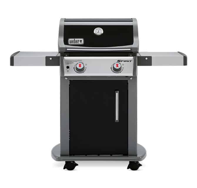 Our Top 5 Barbecue Grills. #1. Weber Spirit E210 Liquid Propane Gas Grill