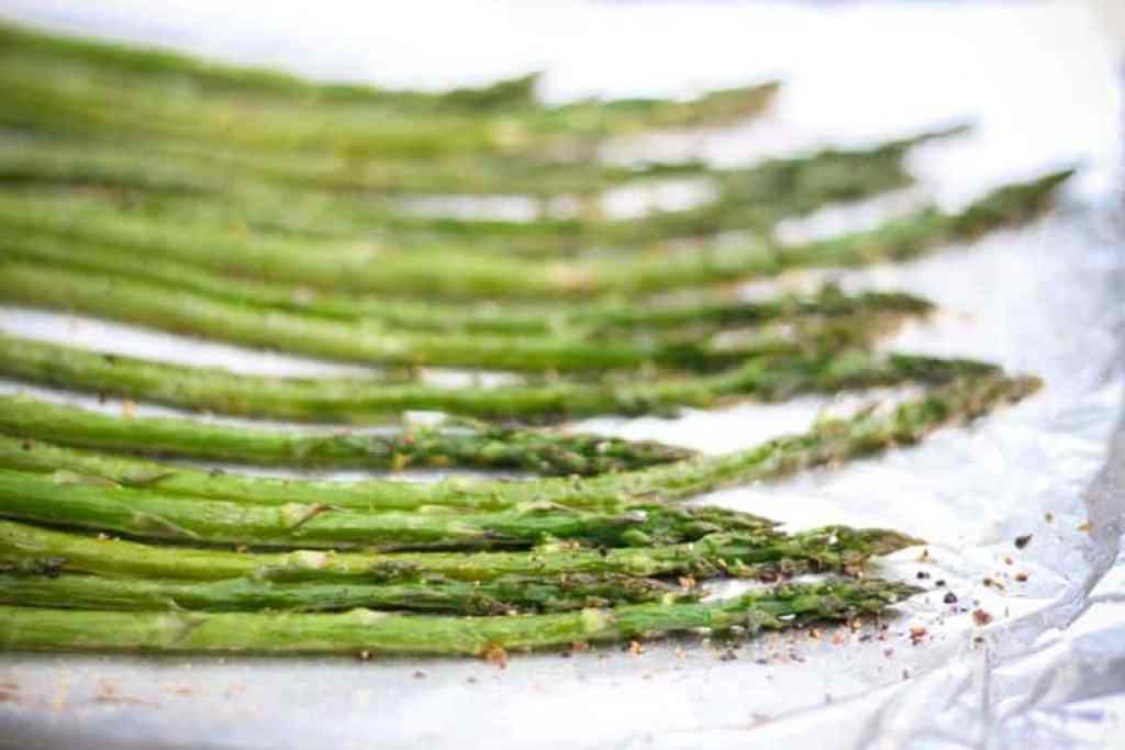 asparagus in foil recipe