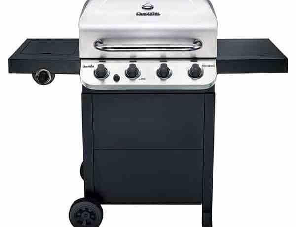 char broil peformance 4 burner review