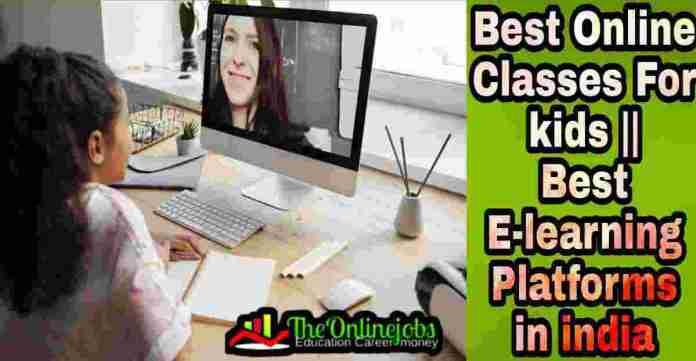 best online classes for kids