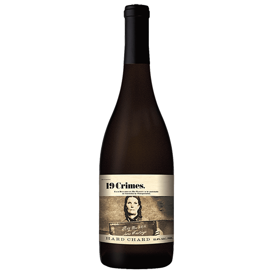 19 Crimes - Behind Bars Chardonnay