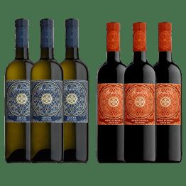 Feudo Arancio - Sicilië wijnpakket