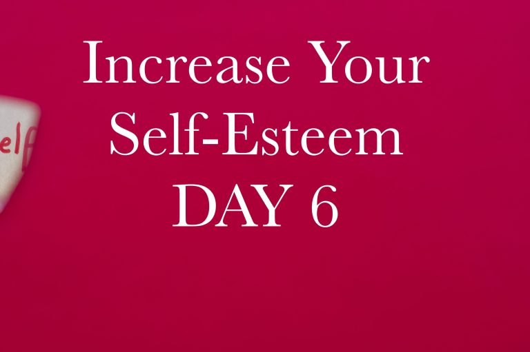 Increase Your Self-Esteem in 10 Days. Day 6: The Should's