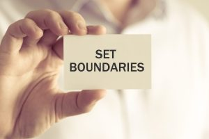 Setting Boundaries Teaches Others How To Treat You (And Other News)