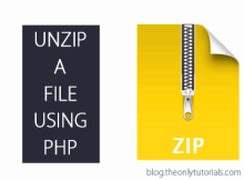 uniz-a-file-php
