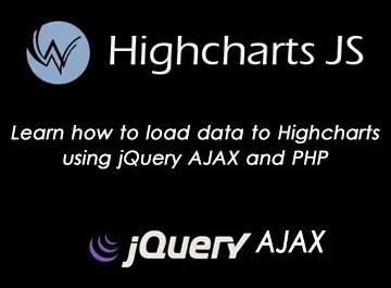 highcharts-ajax-php