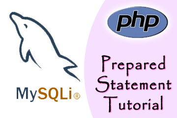 PHP mysqli prepared statement insert example