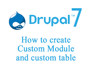 How to create a Custom Module in Drupal 7