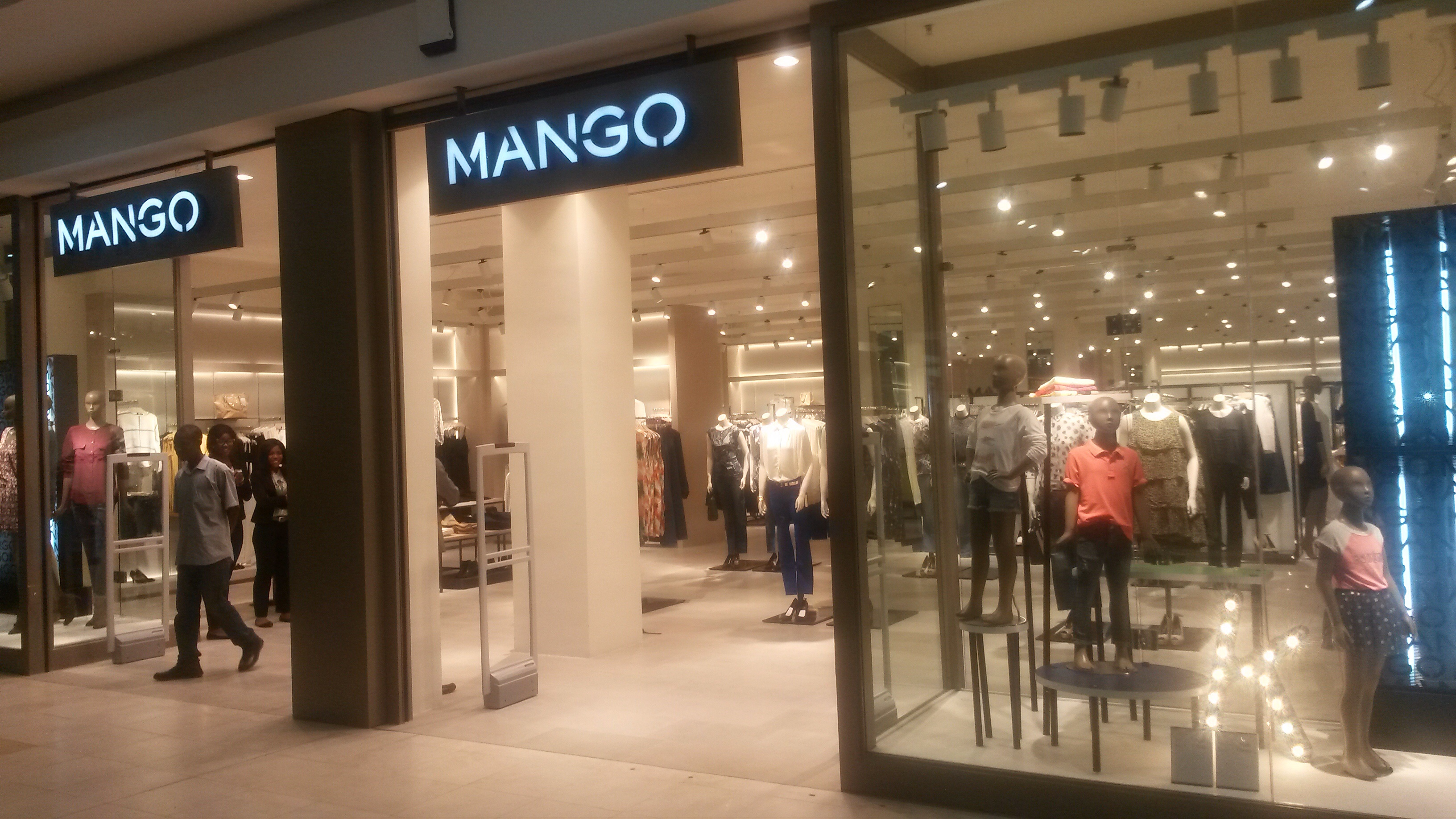 Retailer Mango Has Finally Opened In Ghana The Only Way
