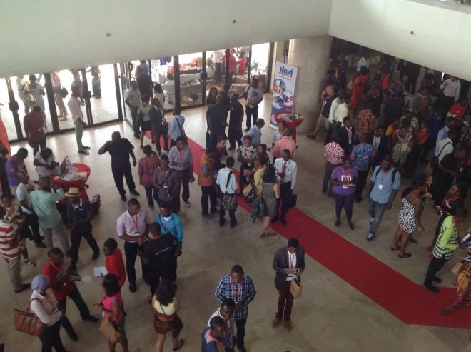 Tedx Accra event