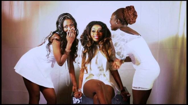konkonsa girls - the only way is ghana