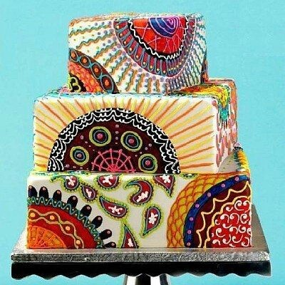 ntoma cake - the only ways is ghana