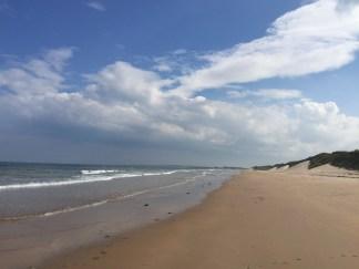 Seven miles of sandy beach