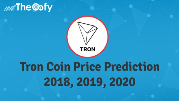 3 Elegant Possibilities for Tron Coin Price Prediction 2019 | TRX