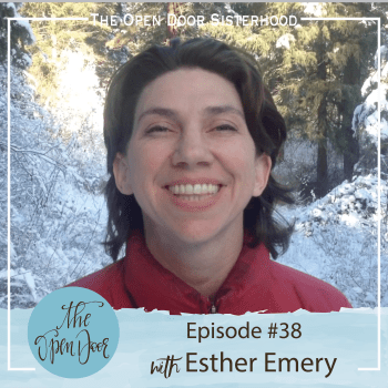 Sister Interview: Esther Emery