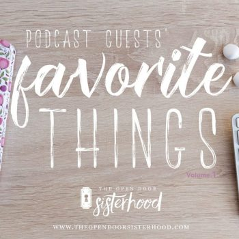 Podcast Guests' Favorite Things v1
