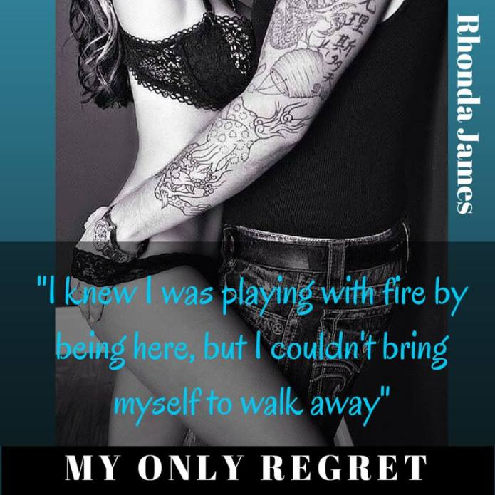 my only regret teaser 3