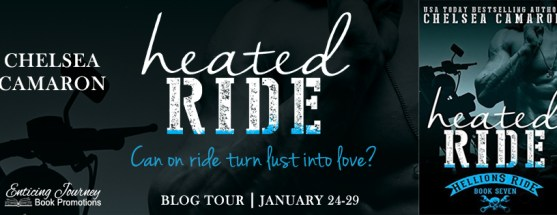Heated Ride Tour Banner