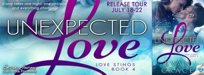 #NewRelease #Giveaway Unexpected Love by Evan Grace