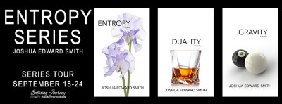 #BlogTour Entropy Series by Joshua Edward Smith