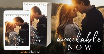 #NewRelease ON THE WAY TO YOU by Kandi Steiner