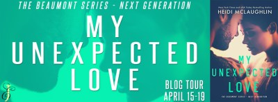#BlogTour #Giveaway My Unexpected Love by Heidi McLaughlin