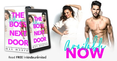 #NewRelease The Billionaire Boss Next Door by Max Monroe