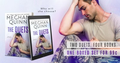 #NewRelease The Duets by Meghan Quinn